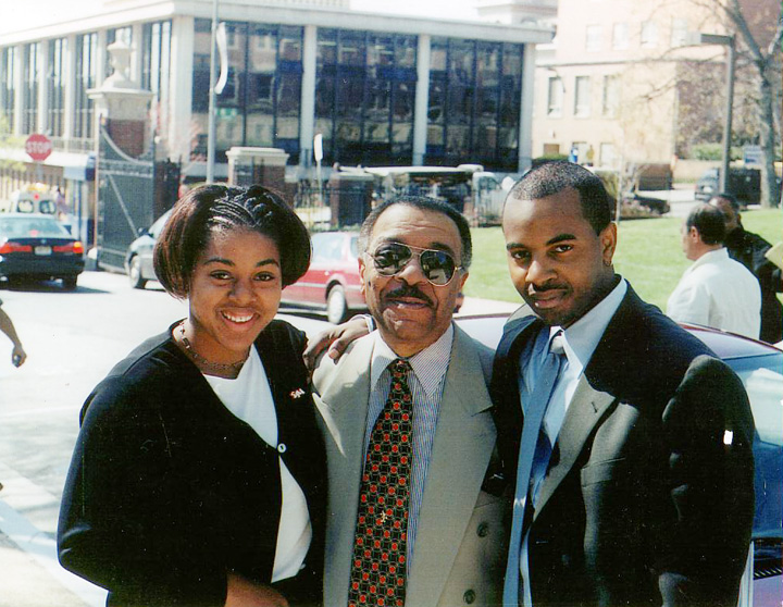 Cora C. Coleman, Grady T and Clyde Adams - 2000