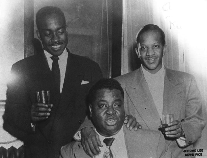DC pianist John Malachi, the great pianist Art Tatum and trumpeter Russell Jaquet