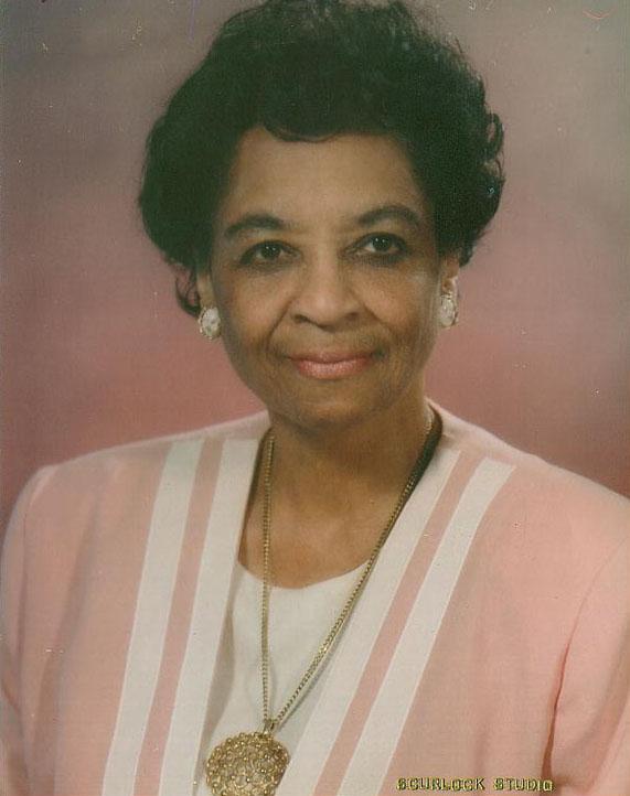 Dr. Doris Valean Evans McGinty (1925-2005)