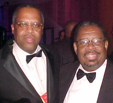Tribute to Quincy Jones in Washington, DC - December 2001
