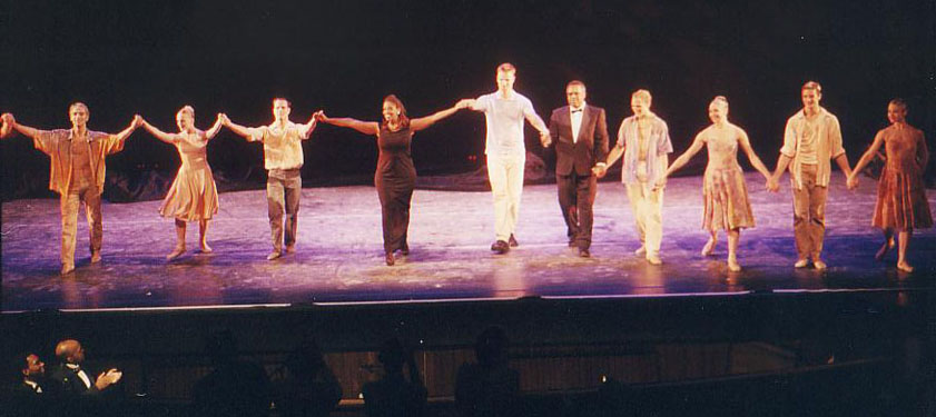 Kennedy Center - October 14, 2000