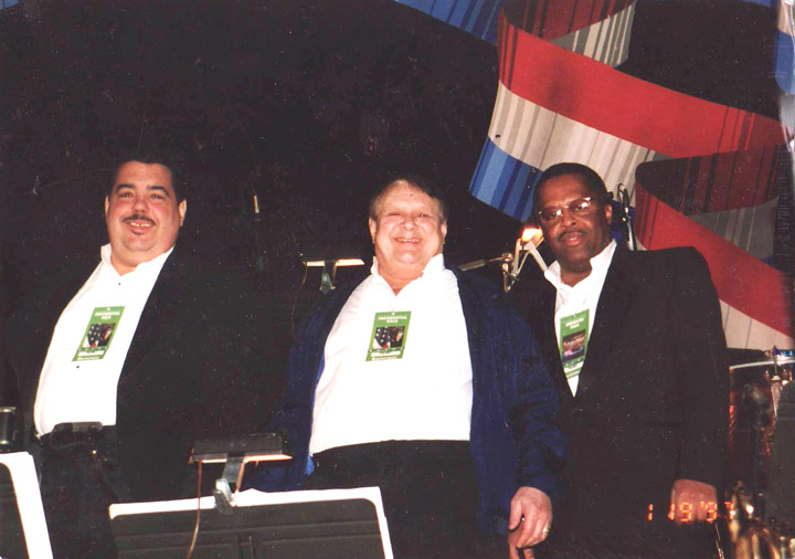 1996 Presidential Inaugural Gala at the Capital Center in Landover, MD