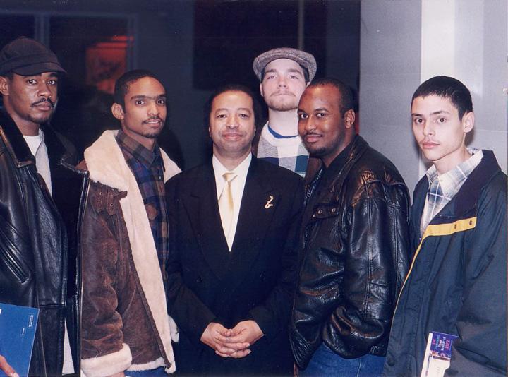 Kennedy Center, November, 1997