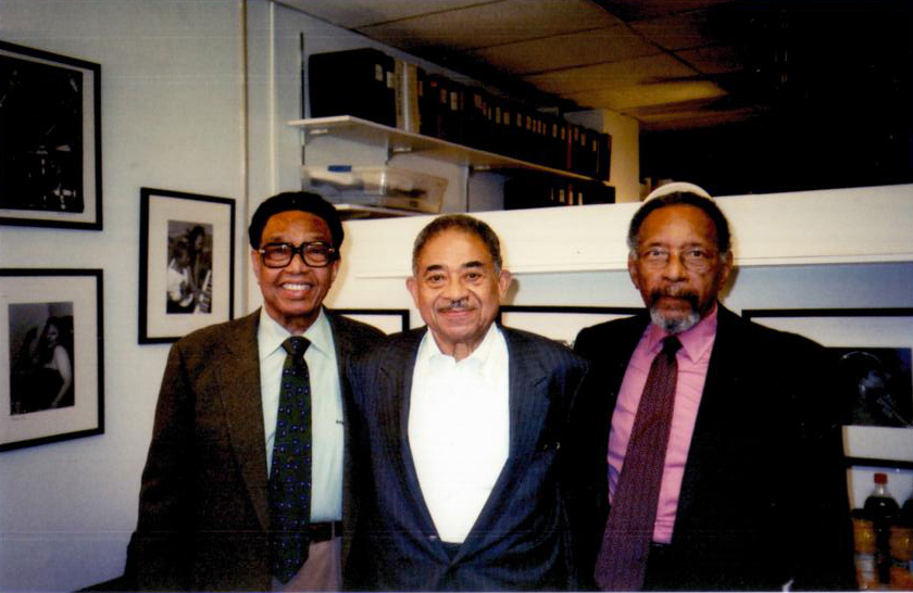 Frank Wess and Rudy Taylor
