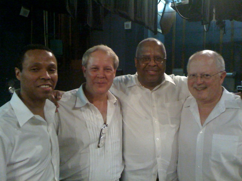 Natalie Cole Trpts: Chris Royal, Dave Trigg (principal), Fred Irby,III and Dave Detwiler