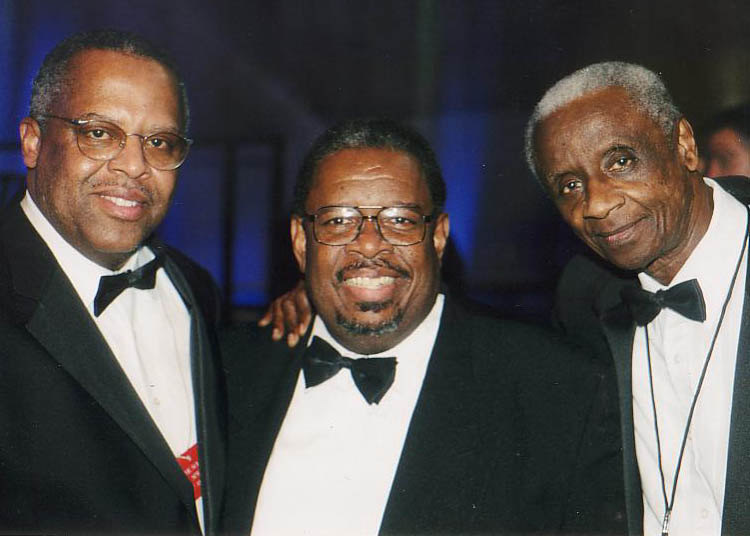 Fred Irby, III, Fred Wesley and Calvin Jones - 2003