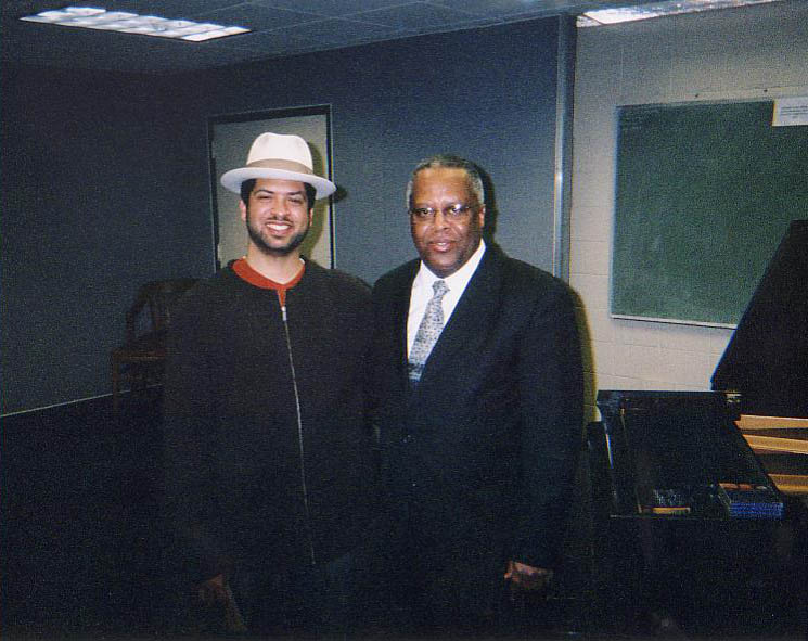 Jason Moran and Fred Irby, III - 2004